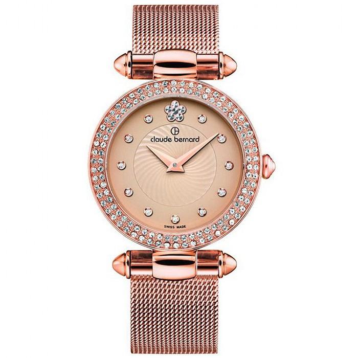 Дамски часовник Claude Bernard Dress Code - 20504 37RPM BEIR2