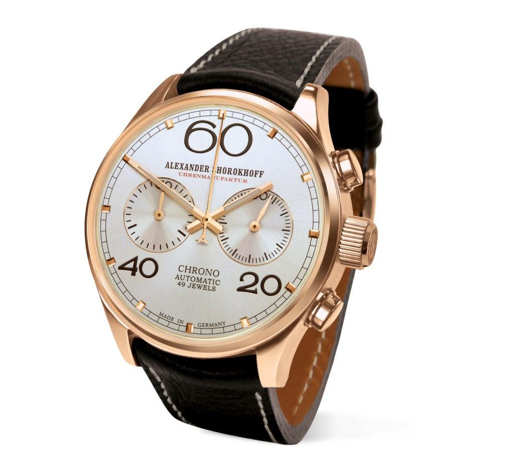 Мъжки часовник Alexander Shorokhoff CHRONO AUTOMATIC
