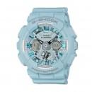 Дамски часовник Casio G-Shock - GMA-S120DP-2AER