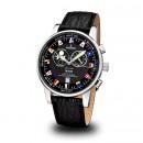 Мъжки часовник Kronsegler Triton - KS759 Black