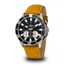 Мъжки часовник Kronsegler Ahteur - KS730 Yellow
