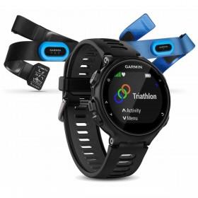 GPS мултиспорт часовник Garmin Forerunner 735XT Tri Bundle - 010-01614-09 с HRM-Swim и HRM-Tri пулсомери