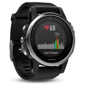 GPS мултиспорт часовник Garmin Fenix 5S - 010-01685-02