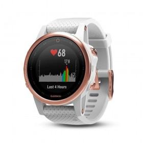 GPS мултиспорт часовник Garmin Fenix 5S Sapphire - 010-01685-17
