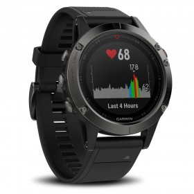 GPS мултиспорт часовник Garmin Fenix 5 - 010-01688-00