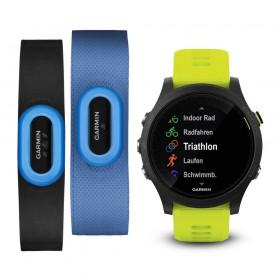 GPS мултиспорт часовник Garmin Forerunner® 935 - 010-01746-06 в комплект с HRM-Tri™, HRM-Swim™ пулсомери