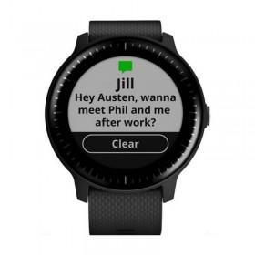 GPS часовник Garmin Vívoactive® 3 Music - 010-01985-33