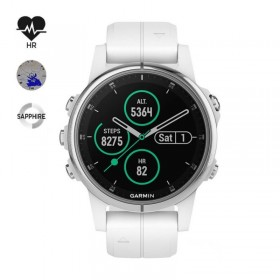 GPS мултиспорт часовник Garmin Fenix 5S Plus - 010-01987-01