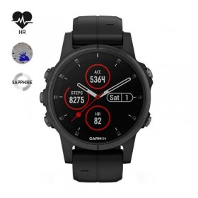 GPS мултиспорт часовник Garmin Fenix 5S Plus - 010-01987-03