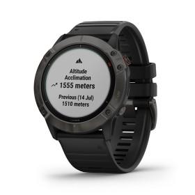 GPS мултиспорт часовник Garmin Fenix 6X Pro Solar - 010-02157-21