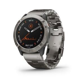 GPS мултиспорт часовник Garmin Fenix 6X Pro Solar - 010-02157-24
