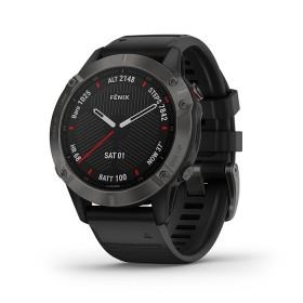 GPS мултиспорт часовник Garmin Fenix 6 Sapphire - 010-02158-11