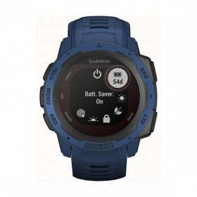 GPS мултиспорт часовник Garmin INSTINCT SOLAR Tidal Blue - 010-02293-01