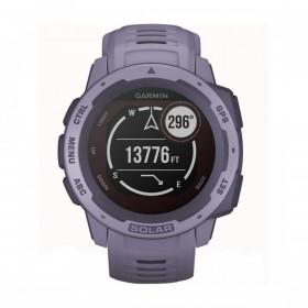 GPS мултиспорт часовник Garmin INSTINCT SOLAR Orchid - 010-02293-02