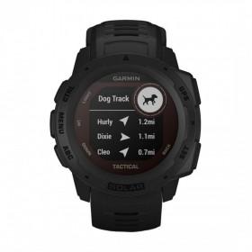 GPS мултиспорт часовник Garmin INSTINCT SOLAR Tactical Black - 010-02293-03