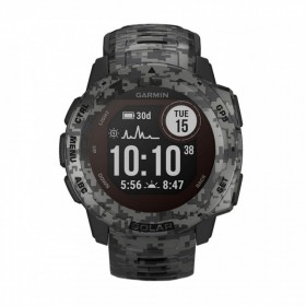 GPS мултиспорт часовник Garmin INSTINCT SOLAR Graphite Camo - 010-02293-05
