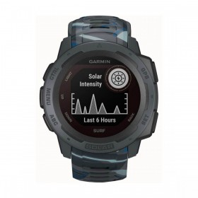 GPS мултиспорт часовник Garmin INSTINCT SOLAR Surf Pipeline - 010-02293-07