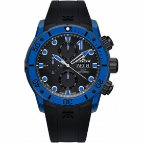 Мъжки часовник Edox Class-1 Chrono Auto - 01125 CLNBUN NINBU