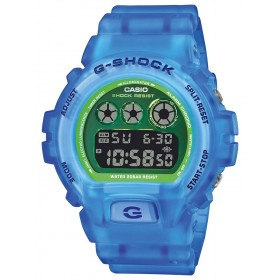 Мъжки часовник Casio G-Shock Trending Digital - DW-6900LS-2ER