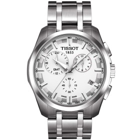Мъжки часовник Tissot Couturier - Т035.439.11.031.00