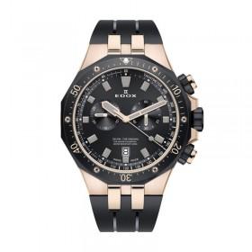 Мъжки часовник Edox Delfin Chronograph - 10109 357RNCA NIRG