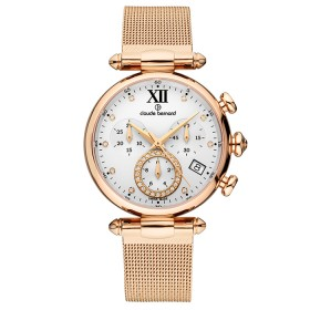 Дамски часовник Claude Bernard Dress Code Lady Chrono - 10216 37R APR1
