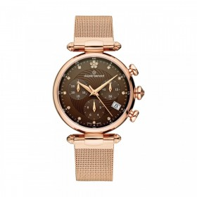 Дамски часовник Claude Bernard Dress Code Lady Chrono - 10216 3BUIPN2