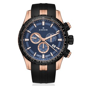 Мъжки часовник Edox Grand Ocean - 10226 37RNCA BUIR