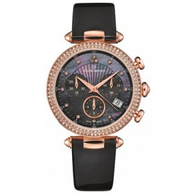 Дамски часовник Claude Bernard Dress Code Lady Chrono - 10230 37R NANR