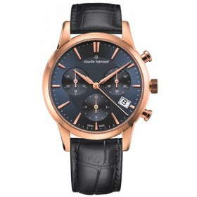 Дамски часовник Claude Bernard Dress Code Lady Chrono - 10231 37R BUIR