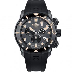 Мъжки часовник Edox Class-1 Sharkman II Limited Edition - 10234 357GN NINB