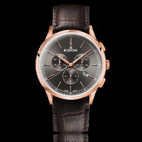 Мъжки часовник Edox Les Vauberts - 10236 37RC GIR
