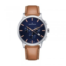 Мъжки часовник Claude Bernard Classic Chrono - 10237 3 BUIR1