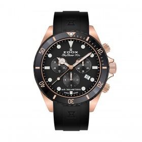 Мъжки часовник Edox Sky Diver Chrono - 10238 37RNNCA NI