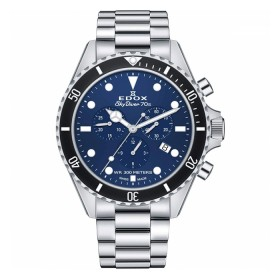 Мъжки часовник Edox SkyDiver - 10238 3NM BUI