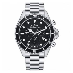 Мъжки часовник Edox SkyDiver - 10238 3NM NI