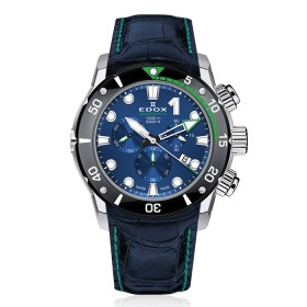 Мъжки часовник Edox Sharkman III Limited Edition - 10241 TIV BUIN