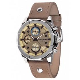 Мъжки часовник Guardo - 10281-3