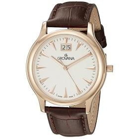 Мъжки часовник Grovana Grand Date - 1030-1562