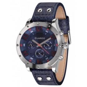 Мъжки часовник Guardo - 10630-1
