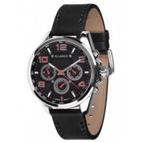 Мъжки часовник Guardo - 10658-1