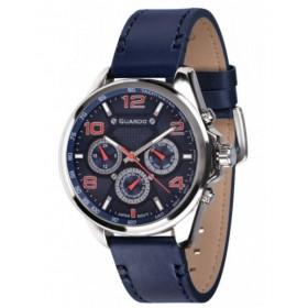 Мъжки часовник Guardo - 10658-3