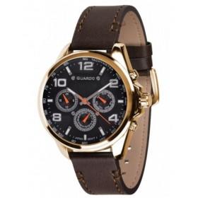 Мъжки часовник Guardo - 10658-4