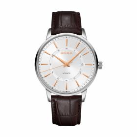 Мъжки часовник Doxa Slim line1 - 107.10.021R.02