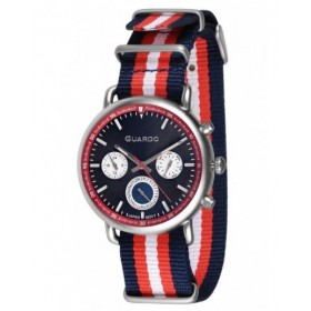 Мъжки часовник Guardo - 11146-2