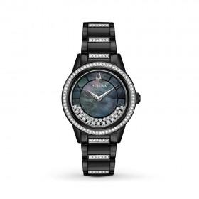 Дамски часовник Bulova Crystal - 98L252