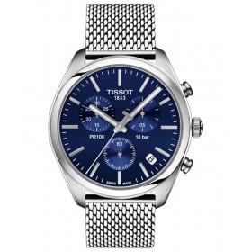 Мъжки часовник TISSOT PR 100 CHRONOGRAPH  - T101.417.11.041.00
