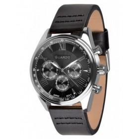 Мъжки часовник Guardo - 11451-1