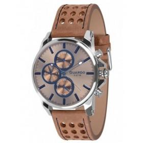 Мъжки часовник Guardo - 11454-1