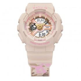 Дамски часовник Casio Baby-G PIKACHU COLLABORATION FOR POKEMON 25TH ANNIVERSARY - BA-110PKC-4AER